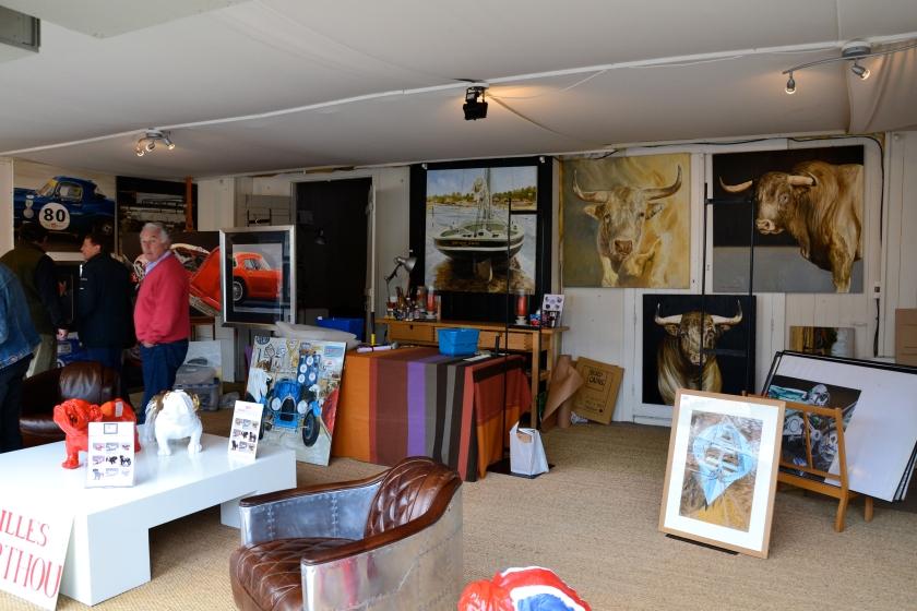 gilles sarthou artiste solidaire le cap ferret de sophie juby. Black Bedroom Furniture Sets. Home Design Ideas