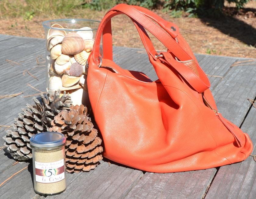 Sable d'arguin, de l'île aux oiseaux, pommes de pin & coquillages : mes souvenirs du Ferret