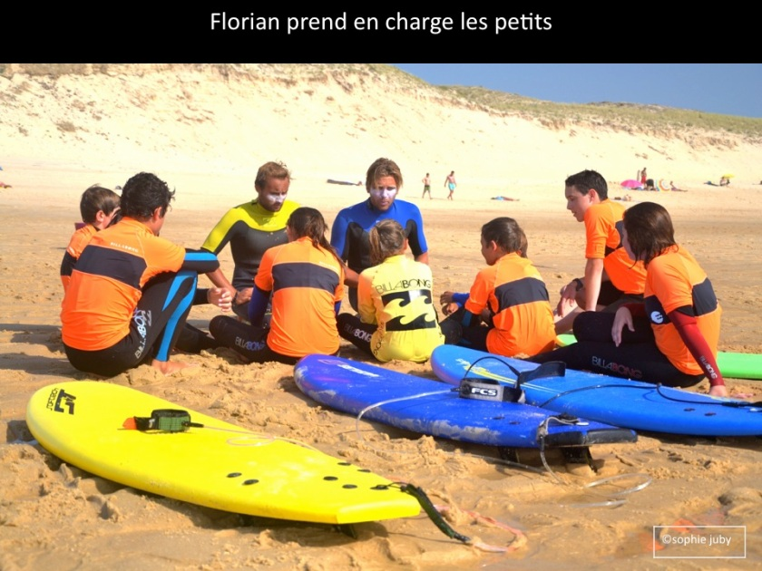 Surf Cap Ferret , photo sophie Juby