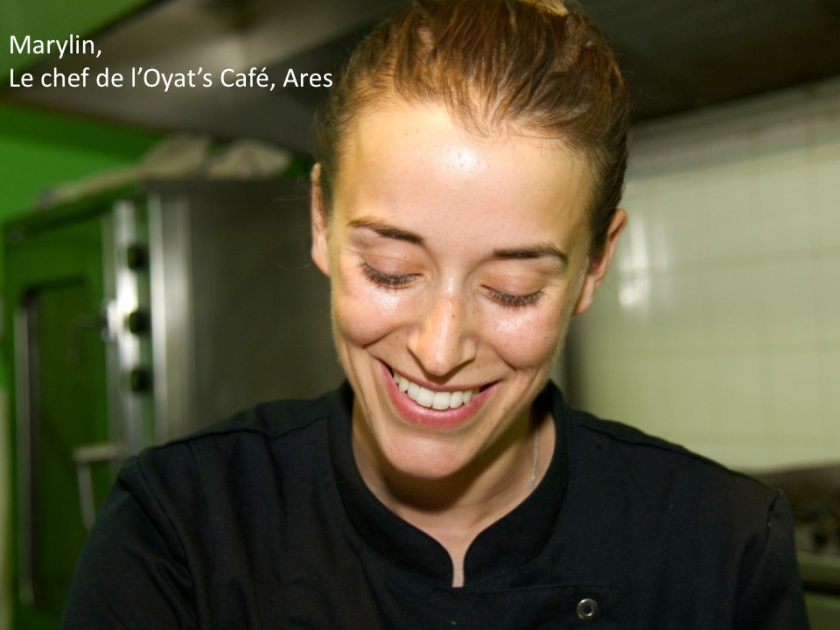 Oyats Cafe, Ares