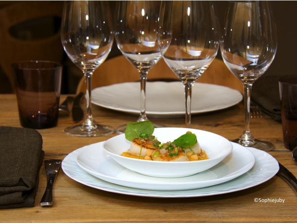 Restaurant garopapilles bordeaux bordeaux cuisine and co - Les jardins de la marjolaine bordeaux ...