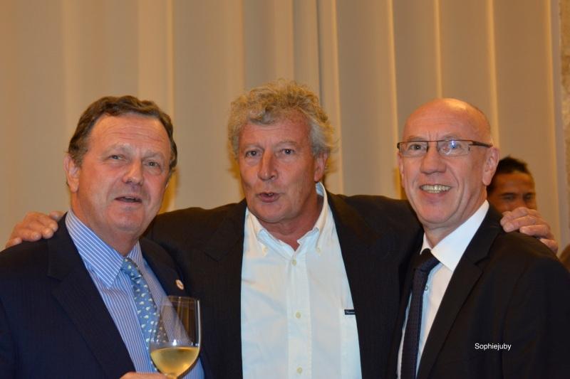 Charles Brossier,Joël Dupuch & Bernard Montblanc