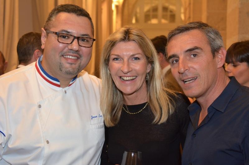 Jean-Luc Rocha, Alexandra & Laurent Tournier