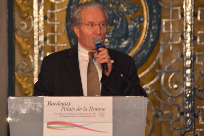 Jean François Runel Belliard, vice-président de la Banque Alimentaire de Bordeaux et de la Gironde