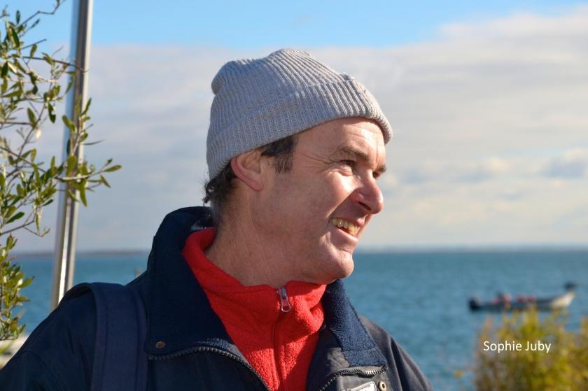 Jean -Jacques le Guen. Ton guide pour découvrir le vrai bassin