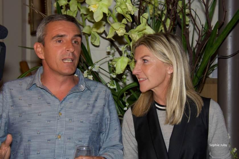Laurent Tournier, alexandra Tournier