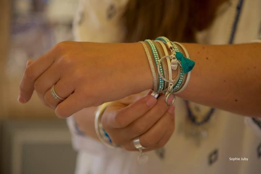 Bijoux made in Ferret