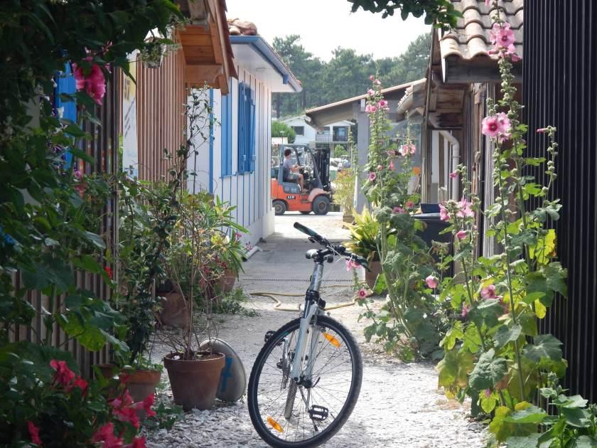 Village ostréicole de Piraillan