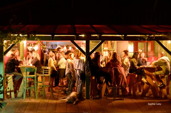Le bar le 44 Cap Ferret