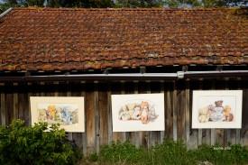 exposition au Cap Ferret