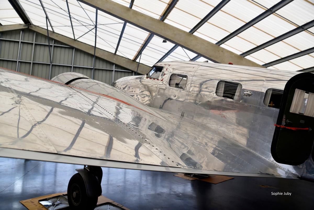 Bernard Chabbert, collectionneur d'avions de légende