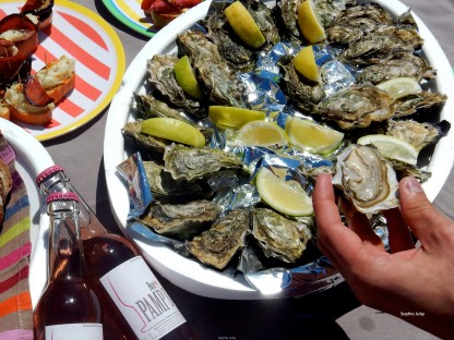 les huîtres du Cap Ferret